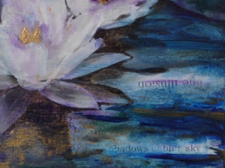 waterlilies detail